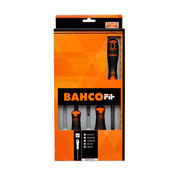 Bahco 5 Piece Screwdriver Set