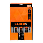Bahco 7 Piece Screwdriver Set