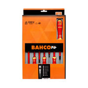 Bahco 7 Piece Insulated Screwdriver Set