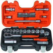 "Bahco 34 Piece 3/8"" - 1/4"" Socket Set"