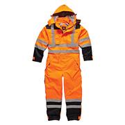 SA7000 Waterproof Safety Coverall