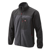 Lee Cooper Softshell Jacket with Knitted Panels