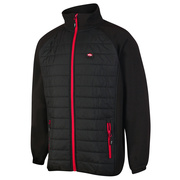 Lee Cooper Quilted Softshell Jacket