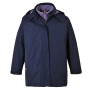 S571 Elgin 3 in 1 Ladies Jacket