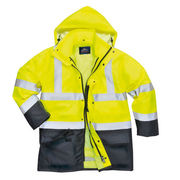 S768 HiVis Executive 5-in-1 Jacket