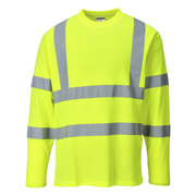 S278 HiVis Long Sleeve T-Shirt