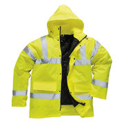 S461 HiVis Breathable Jacket