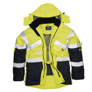 S760 HiVis 2-Tone Breathable Jacket