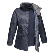 TRA148 Benson III Ladies Breathable 3 in 1 Jacket