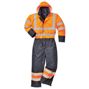 S485 HiVis Contrast Coverall