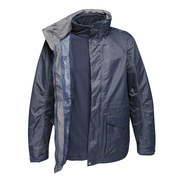 Benson III Mens 3 in 1 Jacket