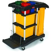 Hygen Office/Retail Cleaning Trolley