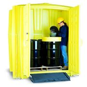 Enpac 'Job Hut' Outdoor Drum Storage Unit