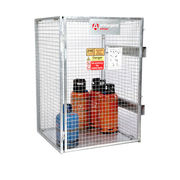 Tuffcage - Folding One Piece Gas Cage