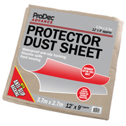 Protector Lined Dust Sheet