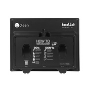 Bolle B600 Plastic Lens Cleaning Station