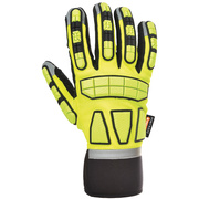 A724 Unlined Safety Impact Gloves