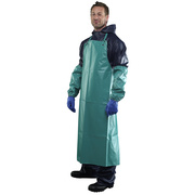 Chemial Resistant Apron & Sleeves