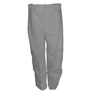 Chrome Leather Welders Trousers