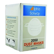 Alpha Solway Dust Masks 2050