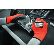 Matrix® Orange PU C3 Gloves
