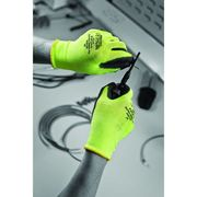 Matrix® Green PU Gloves