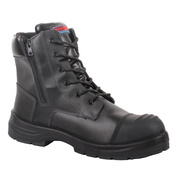Victor Zipped Waterproof Safety Boot