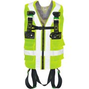 Kratos High Visibility Full Body Harness