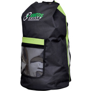 Multi-Use Cylindrical PVC Backpack