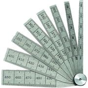 269 Series of Taper Gauges 2 - 12mm