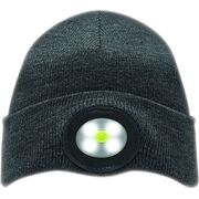 BE-02 USB Rechargeable Beanie Light