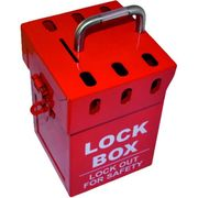 Compact Group Lock Box