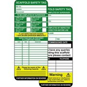 Scaffold Safety Tagging System