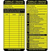 Forklift Safety Tagging System