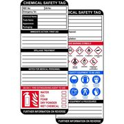 Chemical Safety Tagging System