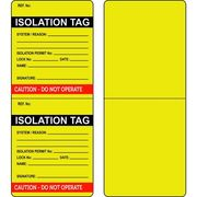 Isolation Tagging System