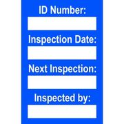 Harness Inspection Mini Tagging System