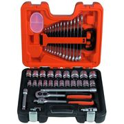 "Bahco 40 Piece ½"" Socket & Combination Spanner Set"