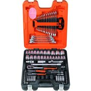 "Bahco ¼"" & ½"" Socket & Combination Spanner Set"