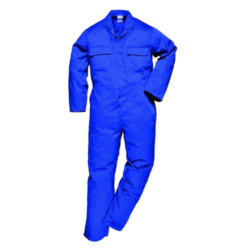 S999 Euro Work Polycotton Coverall (104611)