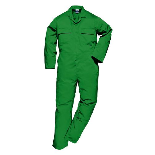 S999 Euro Work Polycotton Coverall (104900)