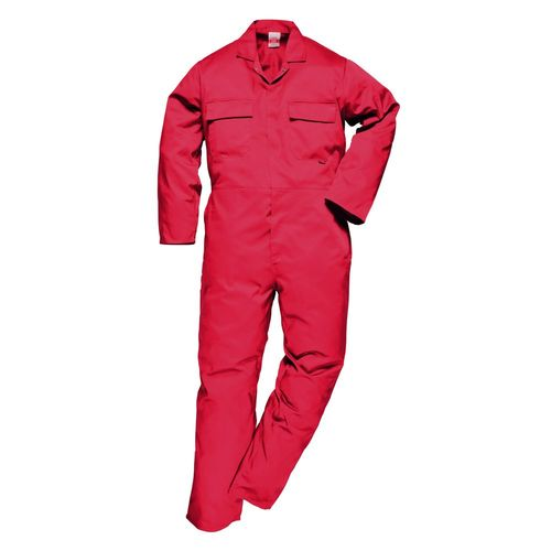S999 Euro Work Polycotton Coverall (258192)
