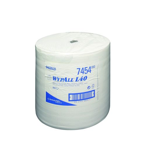 Wypall® L40 Wipers 7454 Large Roll