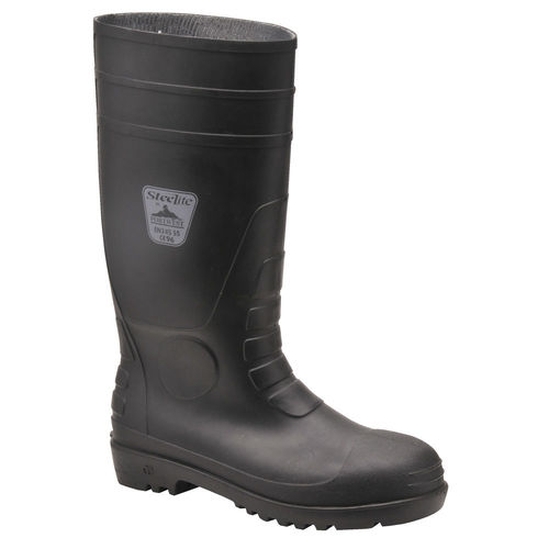 FW94 Steelite Classic Safety Wellington Boot