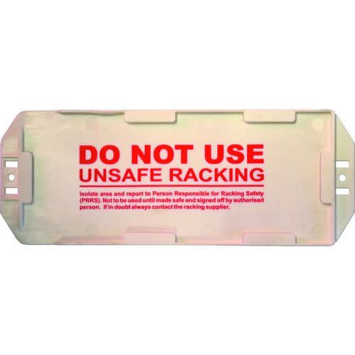 Racking Safety Tagging System (TGRK5)